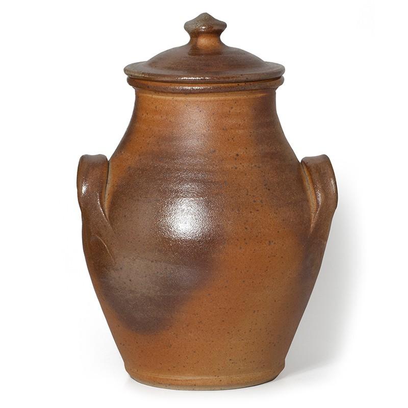 John Leach - Lidded Store Jar