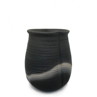 JL1 - Black Mood Cleavage Pot