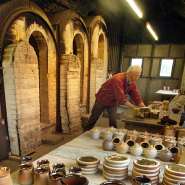 Muchelney Pottery, Somerset Levels